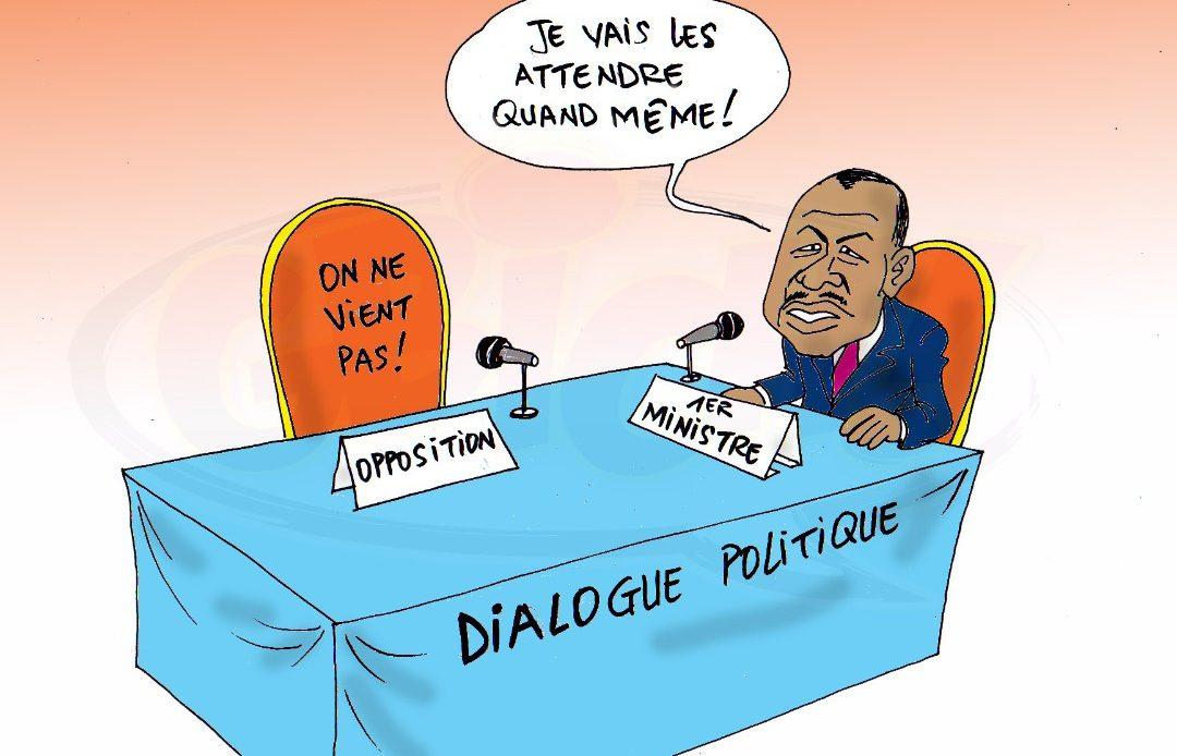 dialogue politique