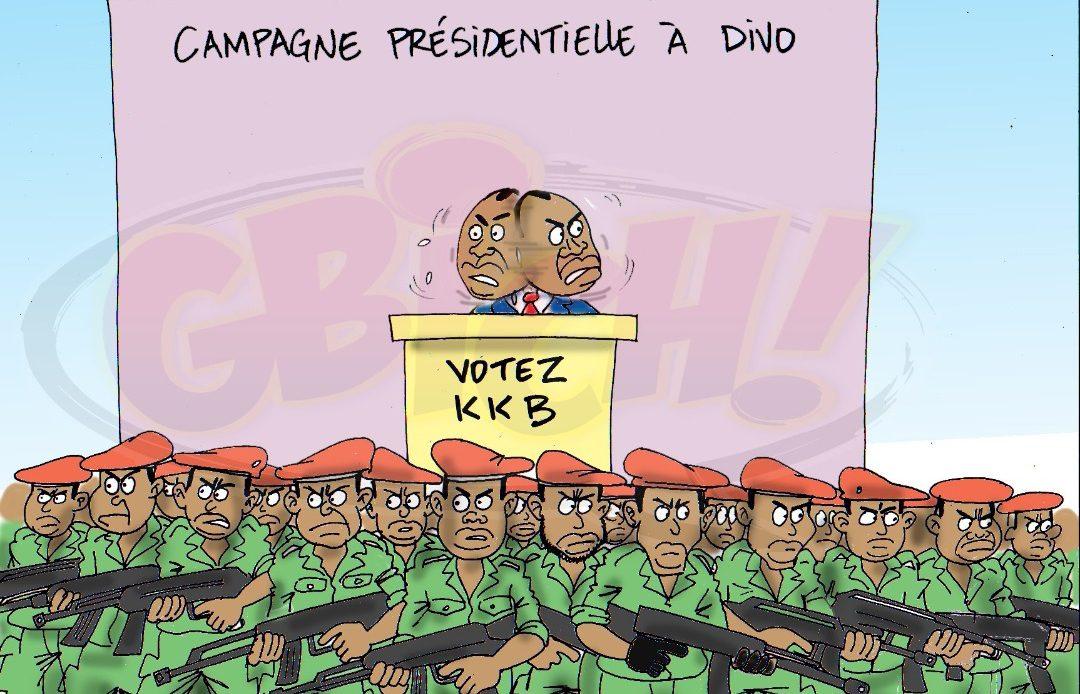 KKB en Campagne Présidentielle