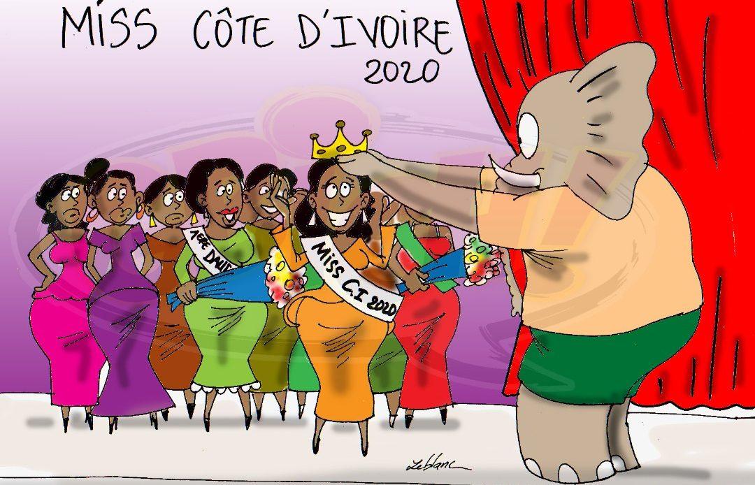 Kouadio Maryline miss côte d'Ivoire