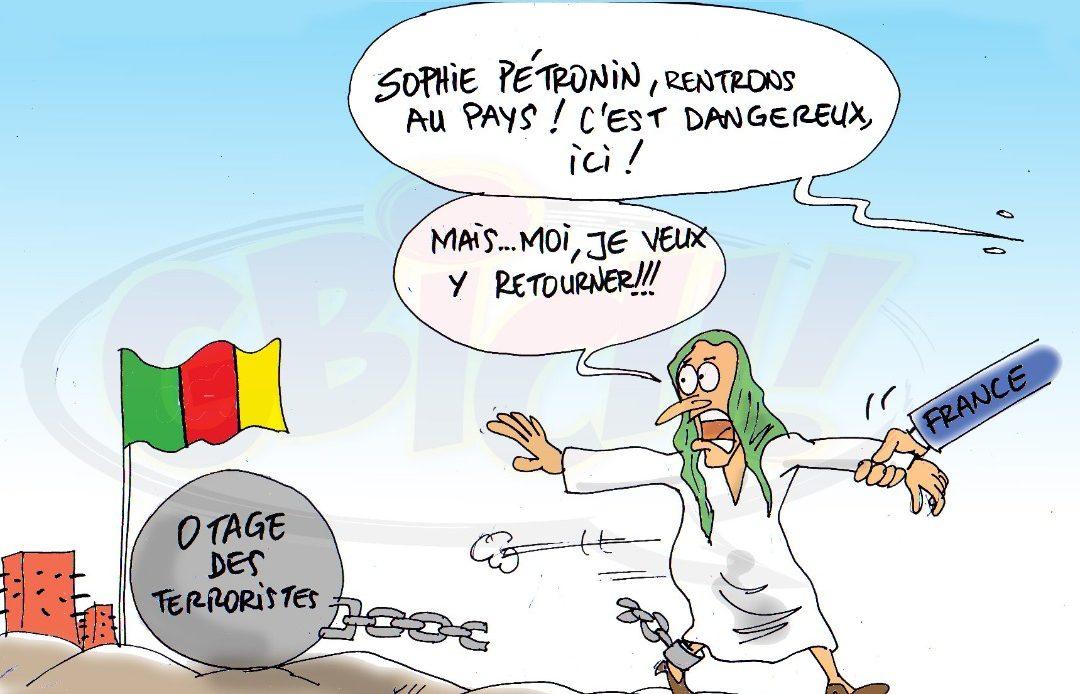 Dernière Otage Française