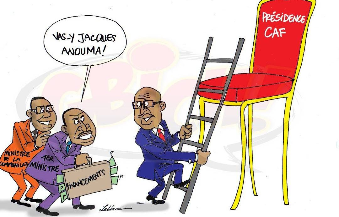 Présidence CAF
