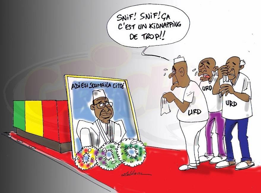 Gbich Soumaila Cissé décédé