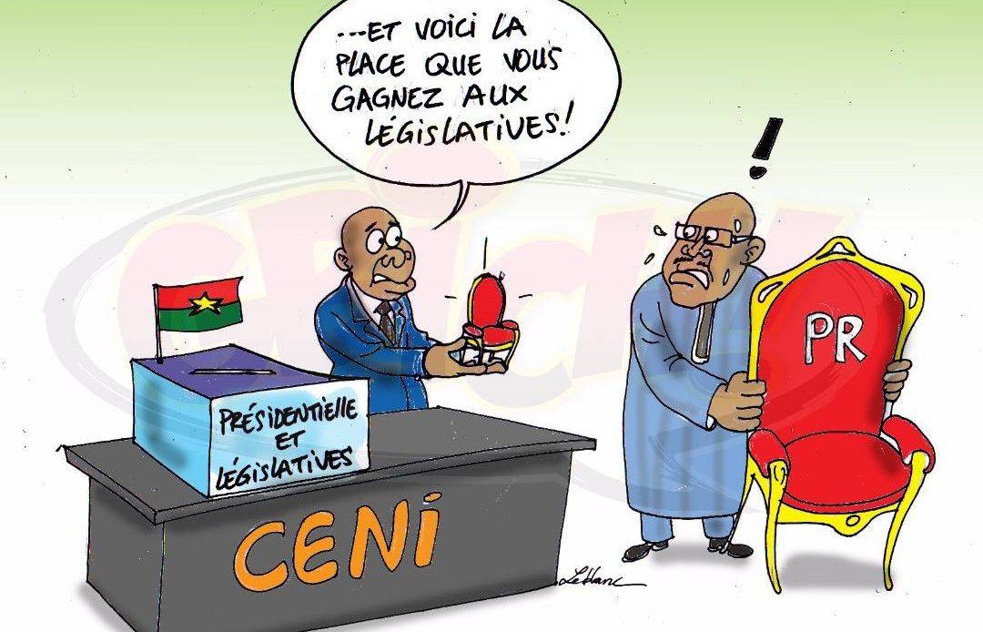 Election Législatives Burkina Faso
