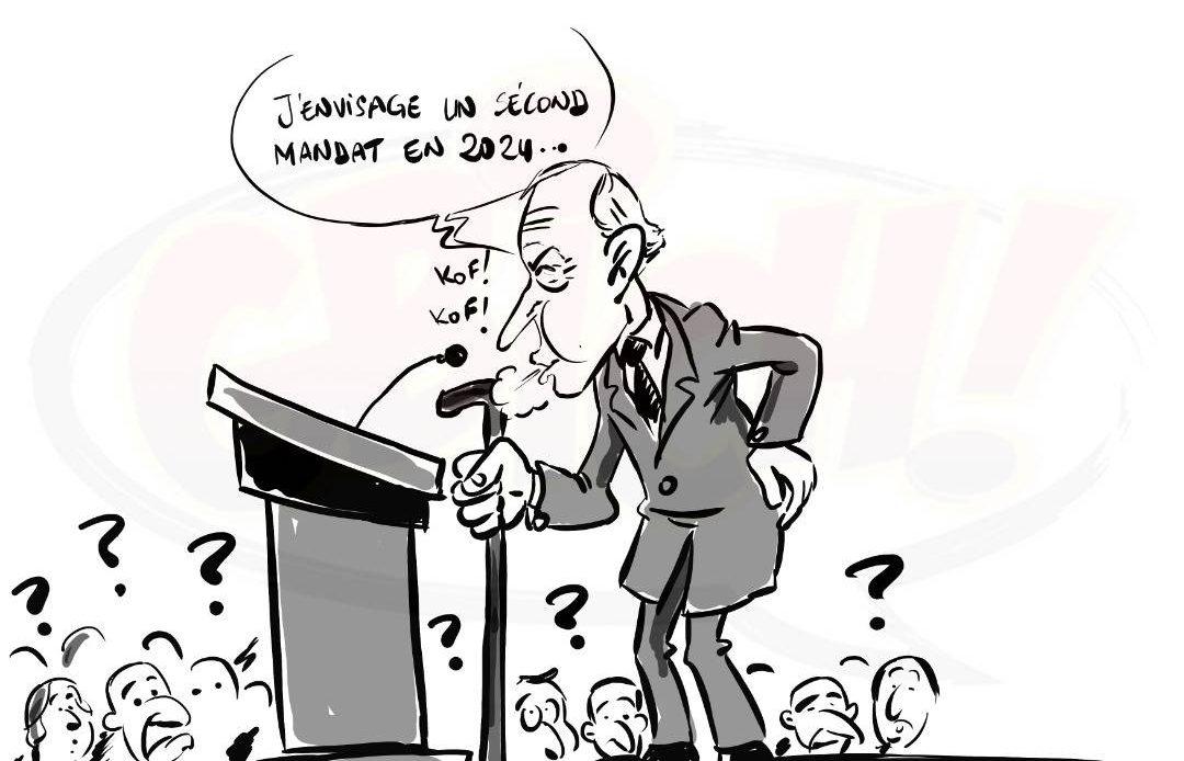 Le premier discours de Joe Biden
