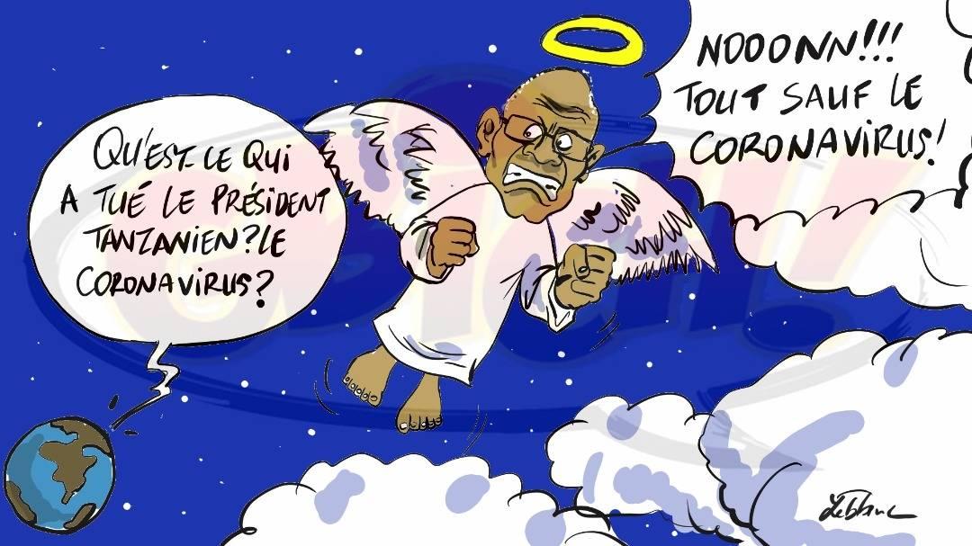 John Magufuli est décédé