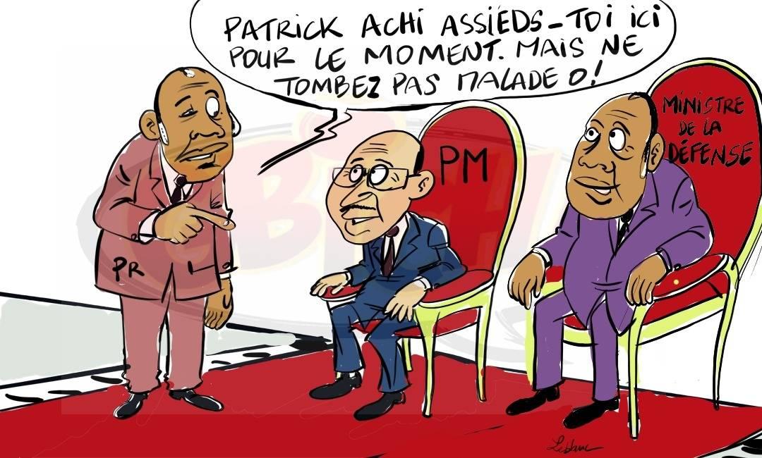 remaniement ministériel