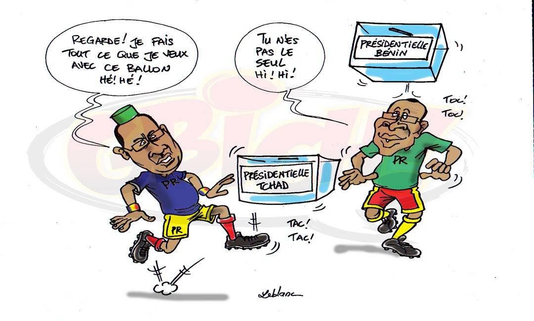 présidentielle au Tchad et au Bénin