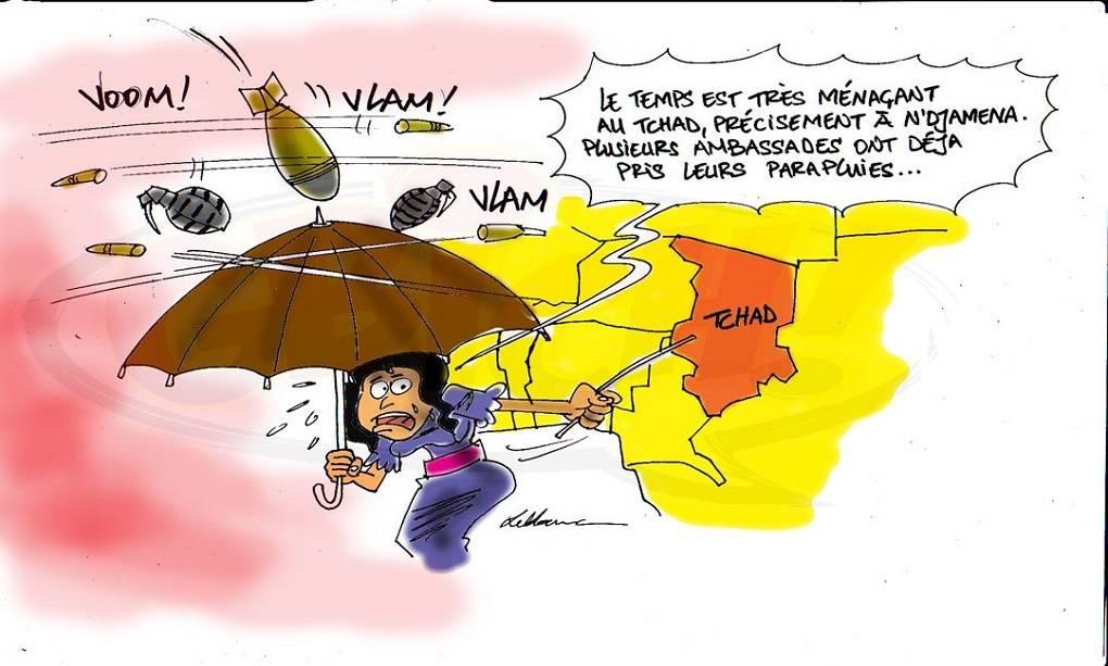Rébellion armée au Tchad