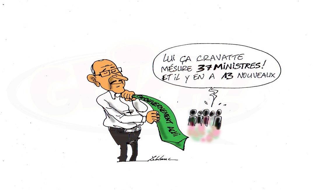 gouvernement ivoirien