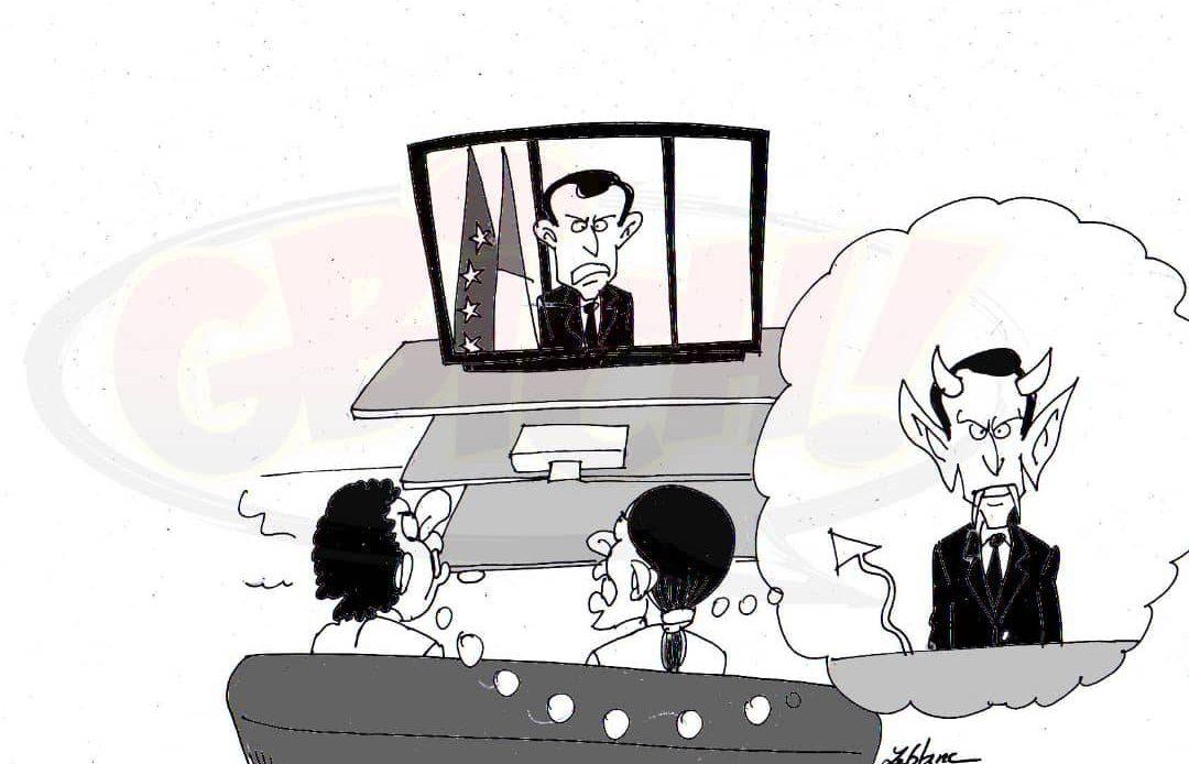 Les décisions de Macron contre la covid19