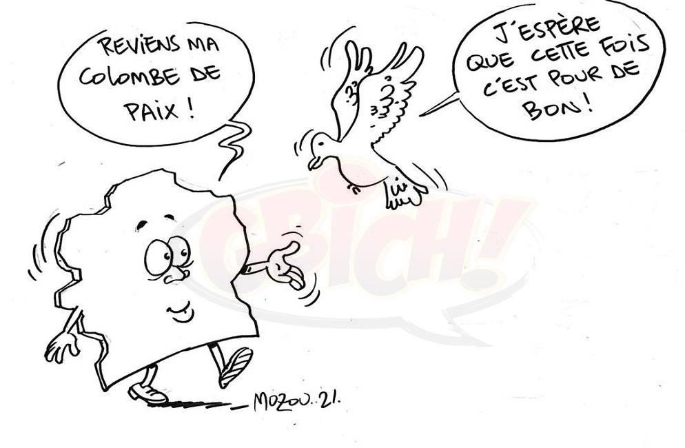 Ado et Gbagbo se rencontre