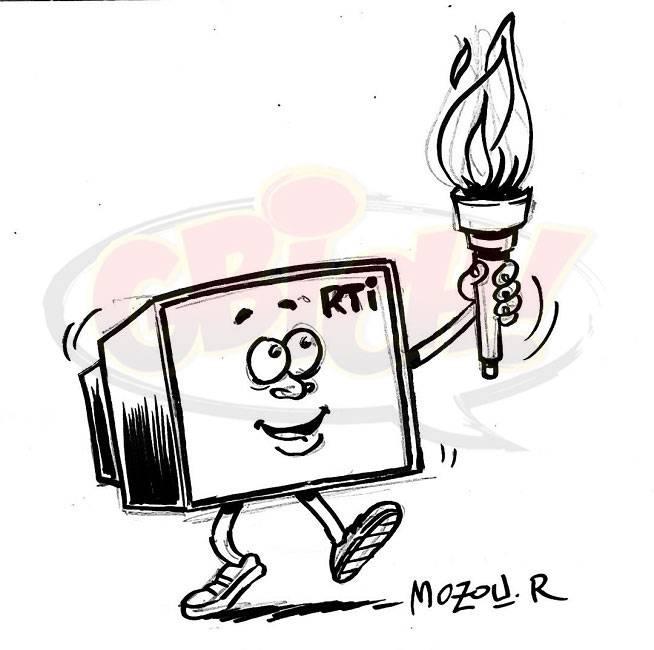 RTI, diffuseur officiel