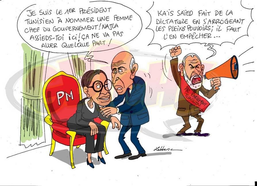premier ministre Tunisien