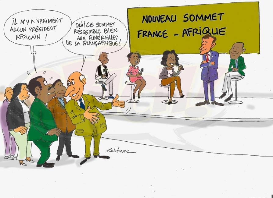 Sommet France Afrique